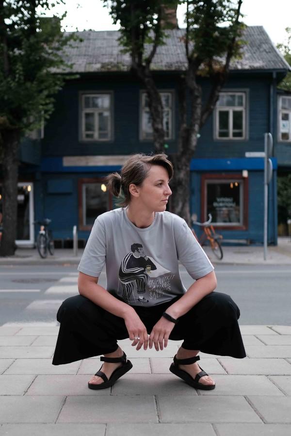 Vingiu Dubingiu marškinėliai: Mickevičius svajoja
